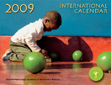 International Calendar 2009 - Swaziland