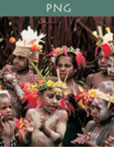 International Calendar 2010 - Papua New Guinea