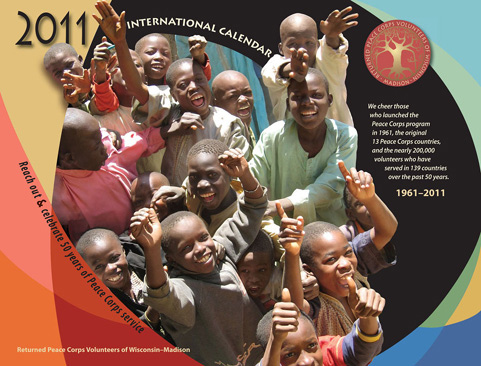 International Calendar 2011 - Nigeria