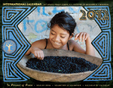 International Calendar 2012 - Panama