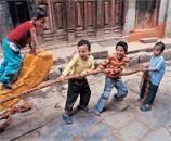 International Calendar 2013 - Nepal
