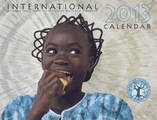 International Calendar 2013