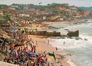 International Calendar 2014 - Ghana