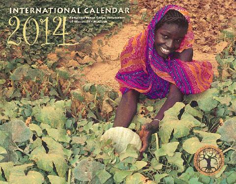 International Calendar 2014 - Mauritania