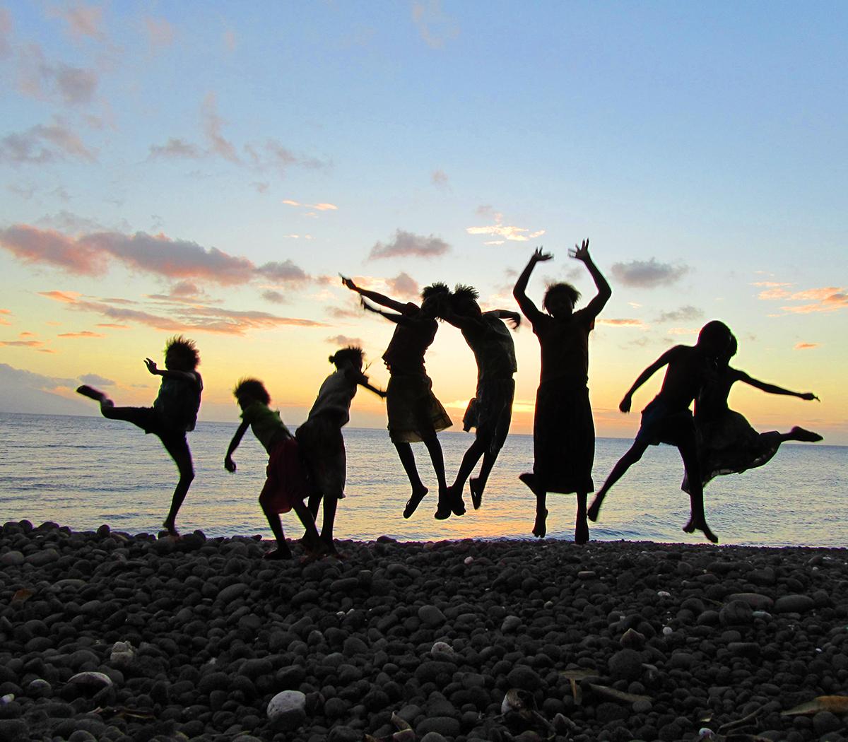 International Calendar 2015 - Vanuatu